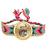 #8: Opendeal Analogue Multicolor Dial Girl'S Watch- Od-W180