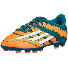 adidas Zapatillas de Fútbol Messi 10.3 HG, niño, Messi 10.3 HG, Power Teal