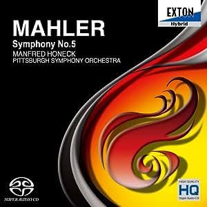 Mahler : Symphonie n° 5. Honeck.