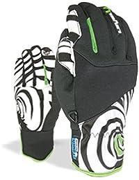 Line I Touch Gloves black/white