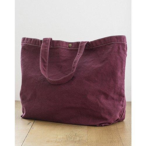 Bags - sac de courses JASSZ (Taille unique) (Vin)