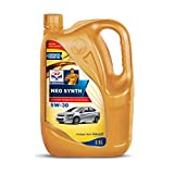 #10: HP Lubricants Neo Synth 5W-30 API SN Semi Synthetic Engine Oil for Cars (3.5 L)