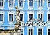 Reiseziel Bamberg (Tischkalender 2019 DIN A5 quer): Sehenswürdigkeiten von Bamberg (Monatskalender, 14 Seiten ) (CALVENDO Orte) - Nina Schwarze