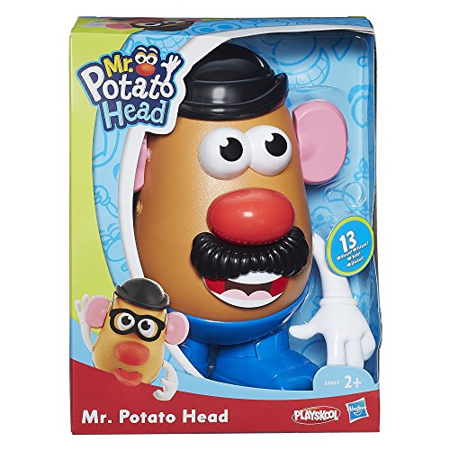 Hasbro 27657ES0 Potato Head 27657es00 Playskool Friends Mr. Klassisches Spielzeug, Multi