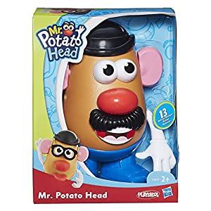 Play Doh Mr. Potato- PLA mph Mr. Potato clásico, única (Hasbro 27657ES0)