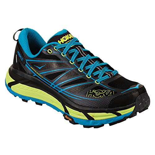 Hoka Mafate Speed 2 Nine Iron/Black - Scarpa Trail Running - 48