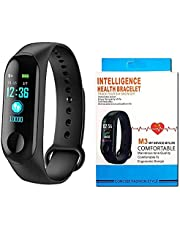 M3 CaptoFit Smart Band Fitness Tracker Watch Heart Rate wit