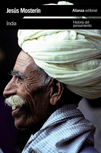India: Historia del pensamiento (El Libro De Bolsillo - Humanidades) por Jesús Mosterín