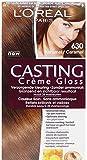 L'Oréal Paris Casting Crème Gloss 630 Caramel Dunkelgoldblond - Haarfärbemitteln