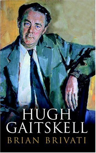 Hugh Gaitskell por Brian Brivati