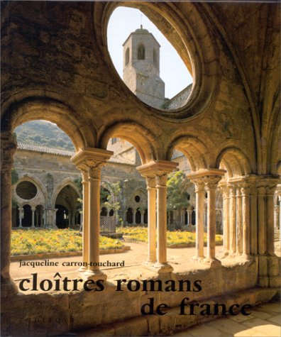 Cloîtres romans de France