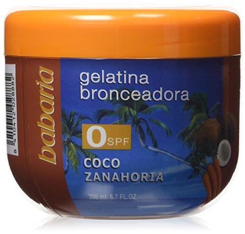 Babaria Gelatina Coco Lozione Autoabbronzante - 200 ml