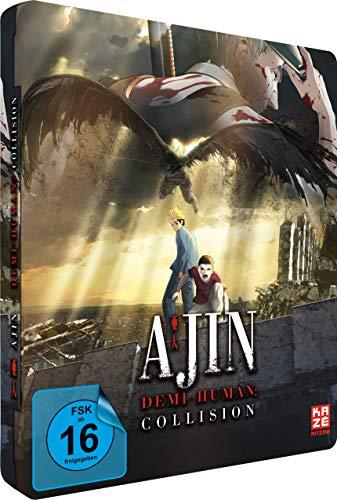 Ajin: Collision - Teil 2 der Movie-Trilogie (Steelcase) - Limited Special Edition [Blu-ray]