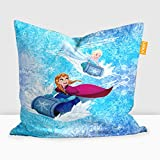 Best Disney Cots - Disney Frozen Anna Digital Printed Cushion Filled Review