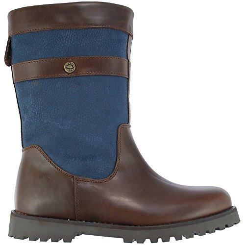 Ecco Terracruise II, Sneakers Basses Homme, Bleu (Navy Oak 51127), 45 EU