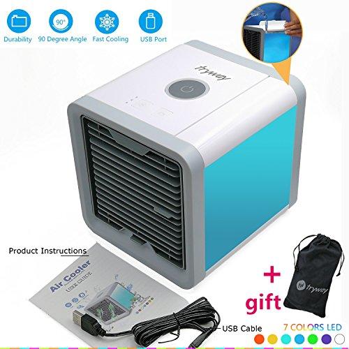 Foto de Trymway - Enfriador de aire portátil para el hogar, la oficina, etc.
