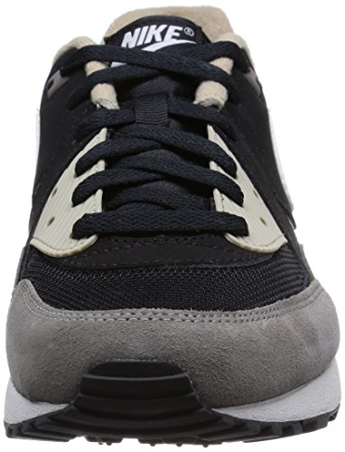 Nike Max Light Essential, Chaussures de running mixte adulte Gris (Black/White/Chino/Flat Pewter)