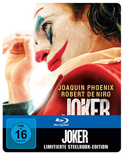 Joker Steelbook [Limited Edition] (exklusiv bei Amazon.de) [Blu-ray]