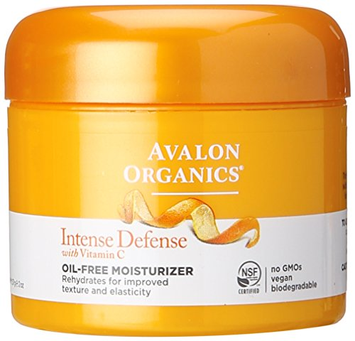 Avalon Organics - Vitamin C Renewal - Rejuvenating Oil-Free Moisturizer - 57g (Case of 6)