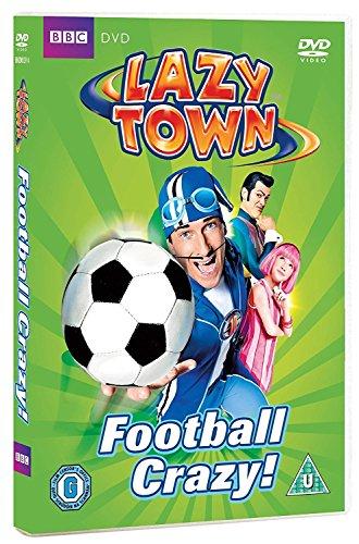 LazyTown - Football Crazy!