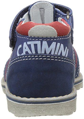 Catimini  Palmier,  Scarpe primi passi Bimbo 0-24 Bleu (Nuv BLEU-ROUGE DPF/Trony)