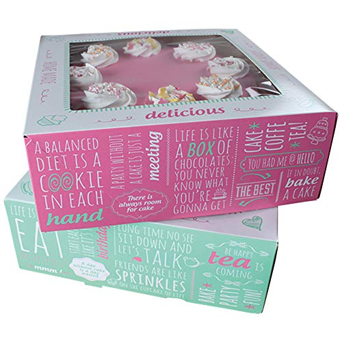 FunCakes Cake Box-Quotes-Caja/Cup acket rans