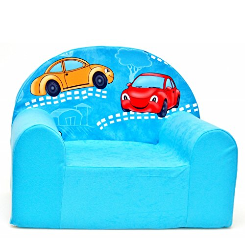 Kinder 3-er Set Kindersofa + 2 sessel B11 - 4