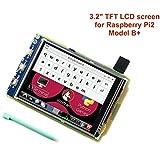 "3.2 ""TFT Modulo Display LCD Touch Screen Monitor RGB per Raspberry Pi pensione B + B"