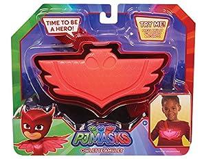 Giochi Preziosi PJ Masks PJM472 Juego de rol - Juegos de rol (Superheroes, Juguete Individual, 3 año(s), Niño, Niño/niña, Rojo)