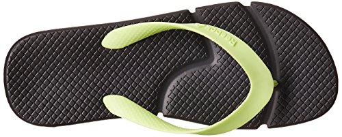 Reebok-Mens-Fresco-Flip-Black-and-Luminous-Lime-Flip-Flops-and-House-Slippers-11-UKIndia-455-EU-12-US