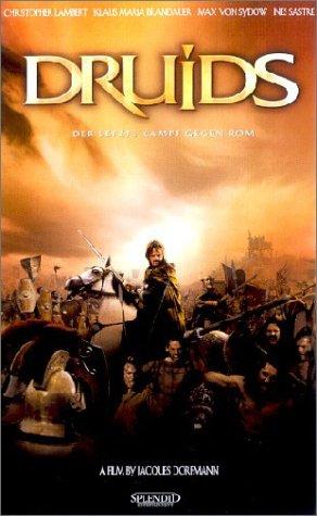 Bild von Druids [VHS]
