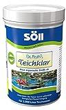 Söll Dr. Roth Teichklar - Trattamento di pulizia per stagno 250 g für 5.000 l