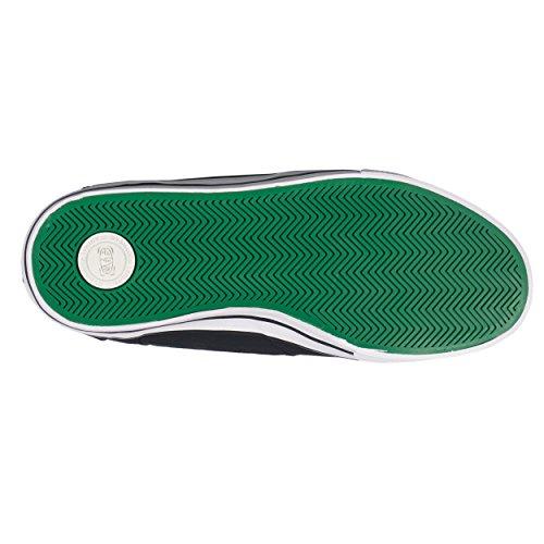 Tier Ellis Logo Jungen Skate Shoe - Schwarz / Grün Black