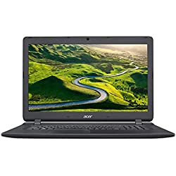 "Acer Aspire ES1-732-P6XT PC Portable 17,3"" HD Noir (Intel Pentium, 4 Go de RAM, Disque Dur 1 To, Intel HD Graphics, Windows 10) Ancien Modèle"