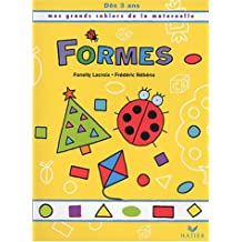 Grands Cahiers - Formes