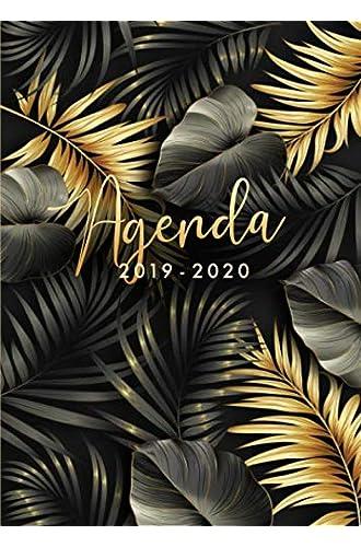 Agenda 2019 2020: Agenda 2019/20 Semana Vista, Organiza tu día