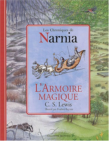 L'Armoire magique par Clives Staples Lewis