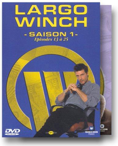 Largo Winch - La série - Saison 1, Partie 2 (Episodes 13 à 25) - Coffret 4 DVD