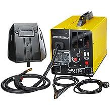 Proweltek PR1269 Soldadora inverter para soldadura MIG gas y sin gas A 100
