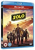 Solo: A Star Wars Story [3D Blu-ray] [2018] [Region Free] only £19.99 on Amazon