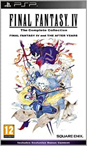 Final Fantasy IV - The Complete Collection (PSP)