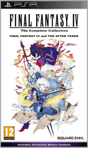 Final Fantasy IV – The Complete Collection (PSP)