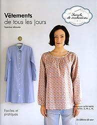 Vêtements de tous les jours : Faciles et pratiques
