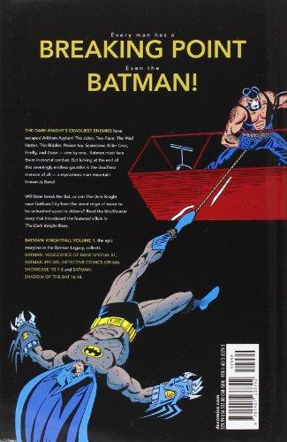 Batman Knightfall TP Vol 01