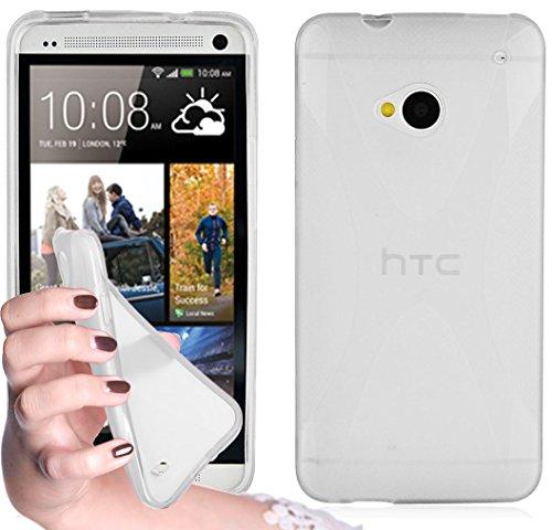 cadorabo-custodia-silicone-tpu-x-line-design-per-htc-one-m7-case-cover-involucro-bumper-astuccio-in-