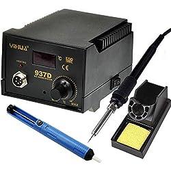italtronik- estación soldadura soldadura estaño capacitivo SMD PCB Soldering LCD