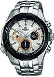 Casio Edifice Herren-Armbanduhr Chronograph Quarz EF-535D-7AVEF