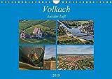 Volkach aus der Luft (Wandkalender 2019 DIN A4 quer) -