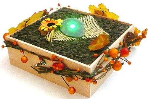 Arco iris de LED de decoración en caja