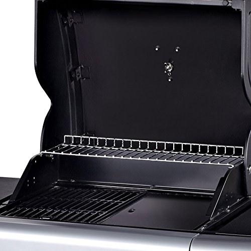 Outback Meteor Portable Hooded 3 Burner Gas Barbecue Grill